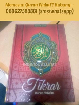 Quran Wakaf Tikrar A5