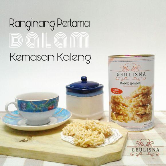 Ranginang Geulisna Oleh Oleh Bandung