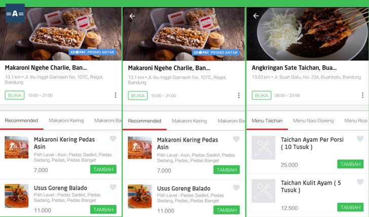 15 Makanan Hits Bandung yang bisa dipesan di GO-FOOD