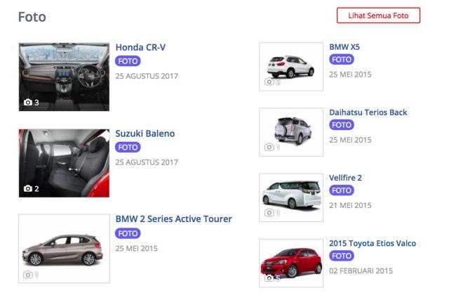 halaman portal otomotif nomor 1 mobil123 : menampilkan interior mobil