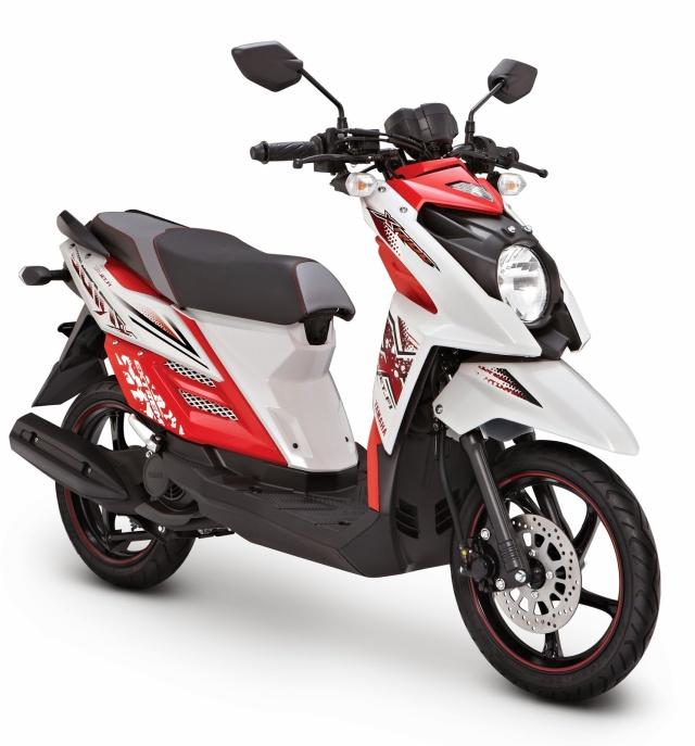 Foto pelengkap artikel otomotif : Mengulas Spesifikasi Yamaha X-Ride Beserta Harganya