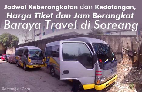 Jadwal-Keberangkatan-dan-Kedatangan,-Harga-Tiket-dan-Jam-Berangkat-Baraya-Travel-di-Soreang