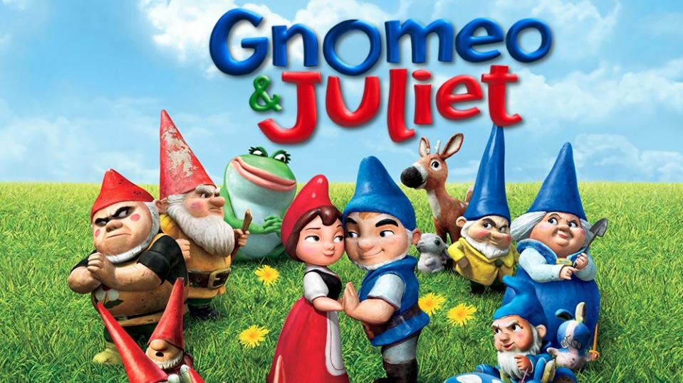 Ternyata Romeo dan Juliet Menjadi Inspirasi Film Gnome and Juliet